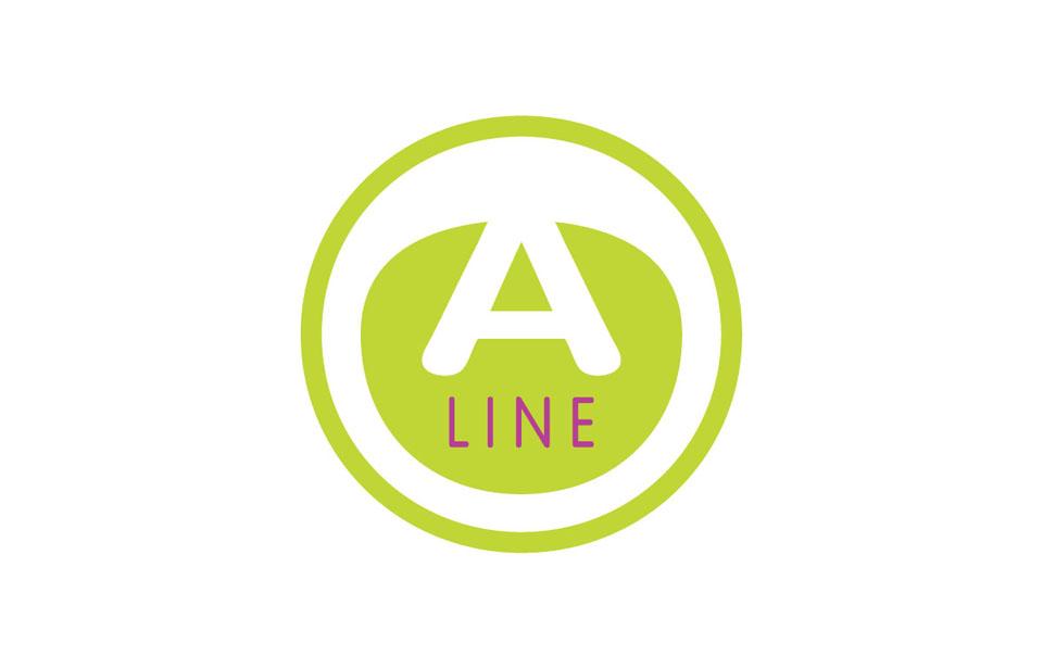 Logo laten maken A line